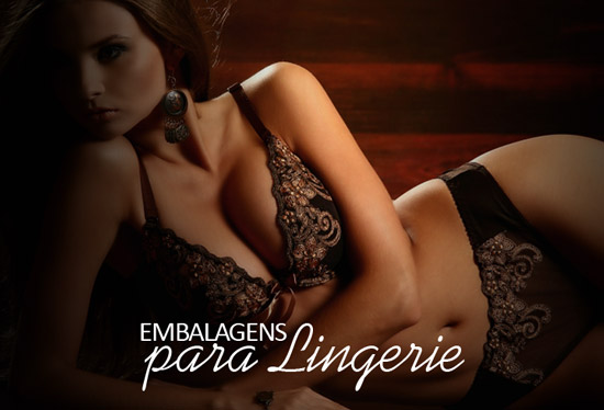 Embalagens para Lingerie