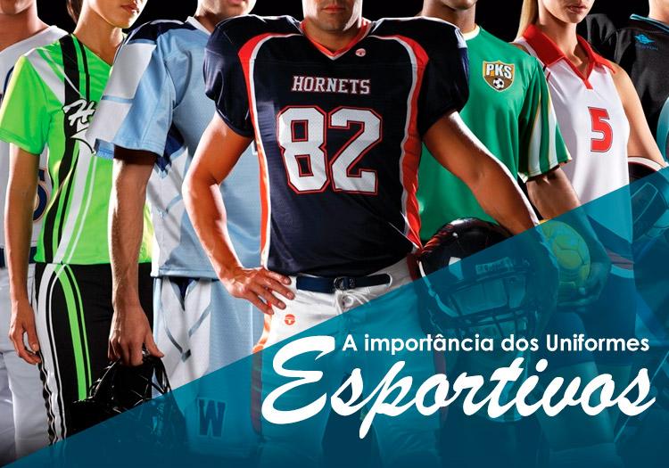 A importância dos uniformes esportivos